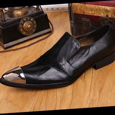 86.40$  Watch here - http://ali3b4.worldwells.pw/go.php?t=32444224916 - 2017 New Fashion Summer Men Leather Loafers Shoes Pointed Toe business Leather shoes Slip On Male Casual Mocassim Masculino Shoe