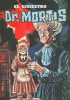 "URBATORIVM: UN CLÁSICO DE CLÁSICOS: ""EL SINIESTRO DOCTOR MORTIS"" Sigil Magic, Dating Sim, Magazines For Kids, Hanna Barbera, Comic Movies, Horror Art, Animal Crossing, Nostalgia, Childhood"