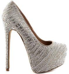 My Steve Madden Wedding shoes
