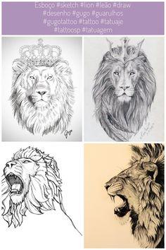 Esboço #sketch #lion #leão #draw #desenho #gugo #guarulhos… | Flickr #lion drawing Esboço #sketch #lion #leão #draw #desenho #gugo #guarulhos #gugotattoo #tattoo #tatuaje #tattoosp #tatuagem