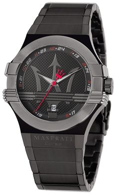 Buy Maserati R8853108003 Potenza Mens Watch from uhrcenter Watch Shop. ?Official Maserati Stockist!