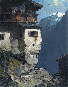 Erker (1935/36) Oskar Mulley more works by this artist