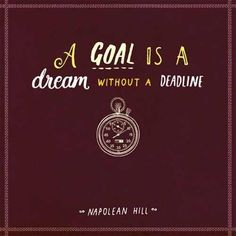 So keep on dreaming!