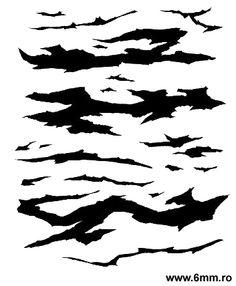 camo stencil | camouflage stencils free - camouflage stencils game