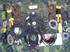 Radios, Fishing Swivels, Qrp, Ham Radio Antenna, Transmission Line, Cool Gear, Dual Sim, North Face Backpack, Toolbox