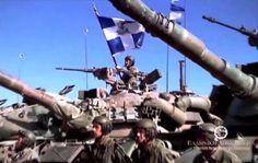 ΕΛΛΗΝΙΚΗ ΔΡΑΣΗ: «Μήνυμα» Ελληνικού στρατού προς Τούρκους και Αλβαν...