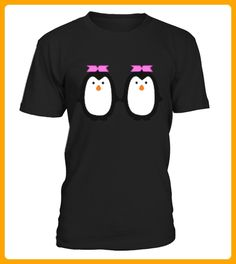 Penguin Couple 2 females T Shirt - Pinguin shirts (*Partner-Link)