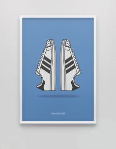 Being a sneakerhead is an expensive hobby that often doesn't leave you with a lot of extra money. Make the most of your pocket change with these affordable prints from Kick Posters. You can p…