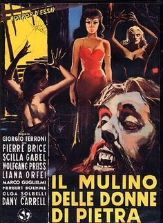 Mill of the Stone Women (1960) [Italy]