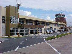Aeroporto Internacional de navegantes 1 550x412 Aeroporto Internacional Ministro Victor Konder   Navegantes Santa Catarina
