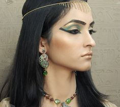 Egyptian Eye Makeup Pictures