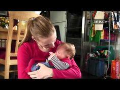 Kort filmpje over non-verbale communicatie tussen ouders en baby.