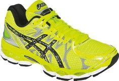 ASICS GEL-Nimbus® 16 Lite-Show™ - Flash Yellow/Lightning/Black with FREE Shipping & Returns. Day or night, runners will love the high performance and even higher