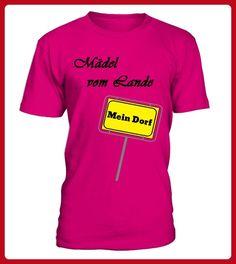 Mdel vom Lande - Shirts für zelter (*Partner-Link)