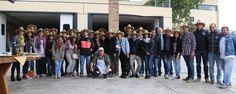 Completata la formazione dei membri dello staff e dei volontari del Padiglione di San Marino tra visite ad aziende agricole, momenti in aula e incontri con sponsor ed eccellenze della tradizione sammarinese.  #SanMarinoExpo #expo2015 #ConsorzioTerreSanMarino #sponsor