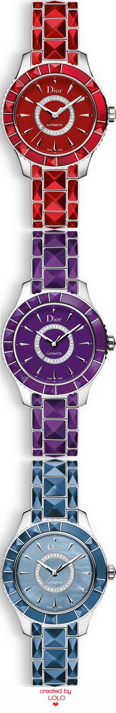 Dior Christal Watches | House of Beccaria#