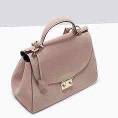 | ZARA City bag | woman bag
