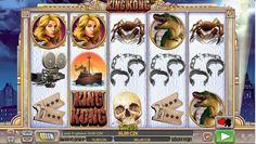 Lákavé výhry na výhernom automate King Kong vás prevedú cez špeciálne funkcie Wild symbolov, či roztočenia zadarmo, ktoré hra ponúka.  http://www.automatove-hry-zadarmo.com/hry/hraci-automat-king-kong #Automatovahra #hracieAutomaty #kingkong #Vyhra #hry