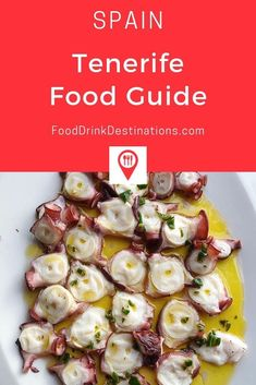 Tenerife Food Guide: What to eat in Tenerife, Canary Islands, Spain, from a local Spanish resident, with must eat Canarian dishes Spanish Food, Spanish Recipes, Vegetable Stew, Seafood Restaurant, Canary Islands, Fish Dishes, Tenerife, Street Food, Travel Europe