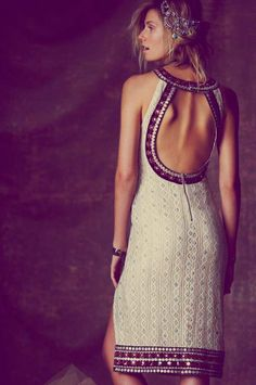 Bohemian Party Dress Catalogs - The Free People Holiday 2012 Lookbook Stars a Carefree Cato Van Ee (GALLERY)