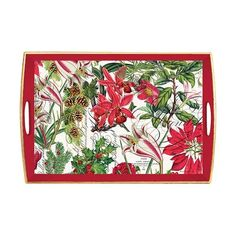 Cathedral | Holiday Decoupage Wooden Tray - Shop by Category