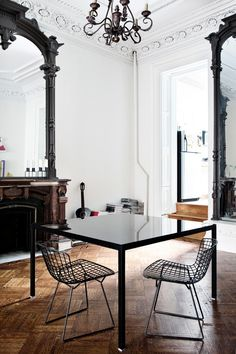 gorgeous new york apartment photographed by line klein for rum magazine