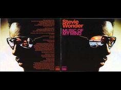 Stevie Wonder-Music of My Mind [Full Album] 1972