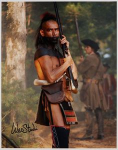 Magua Last Of The Mohicans