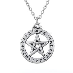 Necklaces & Pendants Dependable Men Viking Dragon Sekira Legendary Aegishjalmur Amulet Nordic Talisman Pegan Pendant Necklace Silver Chain
