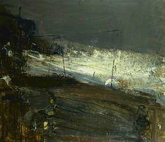 Joan Eardley, Breaking Wave