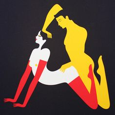 Penguin Deluxe Edition of the Kama Sutra by Malika Favre