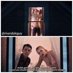 CW Riverdale rocks hot archie
