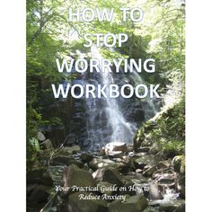 How to stop worrying workbook Stop Worrying, Problem Solving Skills, Thinking Skills, Negative Thoughts, Book Of Life, No Worries, Anxiety, Teaching, Writing