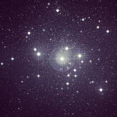 Winter Milky Way, NGC 2451. Image credit: chrisgrohusko on Flickr.