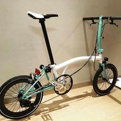 Folding Bicycle, Bicycle Art, Bicycle Design, Bike Friday, Mini, Bicycle Maintenance, Brompton, Bike Accessories, Cycling Bikes