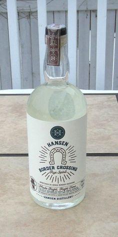 New Crafts, Rye, Distillery, Vodka Bottle, Spirit, News, Rye Grain
