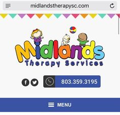 New site launched recently check out the great work we did for Midlands Therapy! This is the mobile view because #mobilefirst http://ift.tt/2iADSKZ