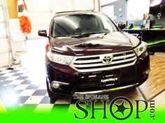 Toyota Highlander Rav4 The Spokane Shop