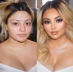 make up sets: Beauty & Personal Care Crazy Makeup, Cute Makeup, Makeup Looks, Makeup Tips, Beauty Makeup, Hair Makeup, Hair Beauty, Makeup Art, Makeup Products
