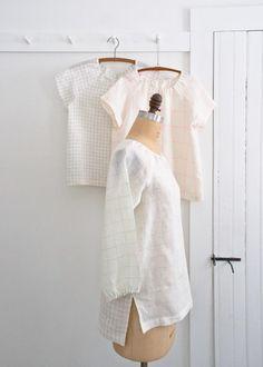 Raglan Shirt, Tunic & Dress