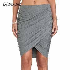 Resultado de imagen para maxi faldas drapeadas sexy