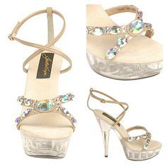 Pageant Shoes. Johnathan Kayne. JUNO. Swarovski Crystals. Love love loveeeee.