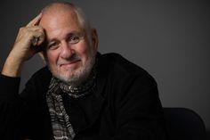 Richard Saul Wurman, creator of TED Conference, designer.