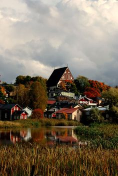 "500px / Photo ""Porvoo Finland"" by Milla Airaksinen"