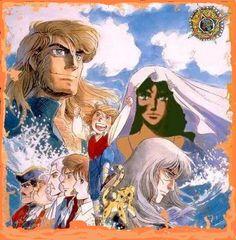 Takarajima (Schateiland, 1978) een hele mooie tekenfilmserie, verhaal is prachtig
