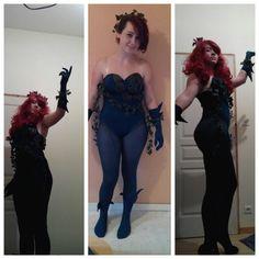 #cosplay#poisonivy#dc#dccomics