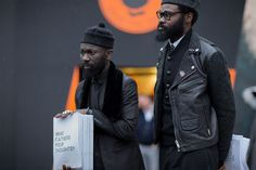 http://chicerman.com  billy-george:  Who Fathers Your Thoughts?  #streetstyleformen