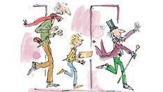 Roald Dahl's Charlie and the Chocolate Factory, illustrated by Quentin Blake - Lesson Plans