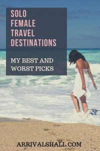 Solo Female Travel Destinations: My Best and Worst Picks – Arrivals Hall Solo Travel Tips, Europe Travel Tips, Travel Advice, Asia Travel, Travel Destinations, Travel Guides, Croatia Travel Guide, Spain Travel Guide, Denmark Travel