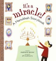 Every night of Hanukkah Grandma tells a story at bedtime. Includes the Hanukkah legend.